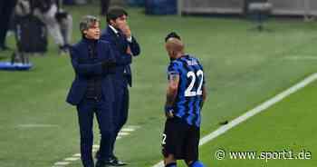 Champions League: Platzverweis: Arturo Vidal brennen Sicherungen durch - SPORT1