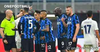 Arturo Vidal, wie er leibt und lebt: Inter nur noch zu zehnt - Onefootball