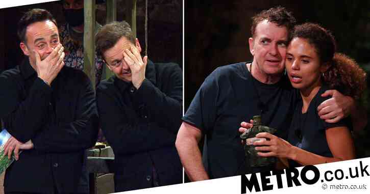 I'm A Celebrity recap: Shane Richie and Jessica Plummer win 12 stars as celebs enjoy a spa break