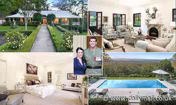 Ben Roberts-Smith puts his sprawling Queensland home up for auction