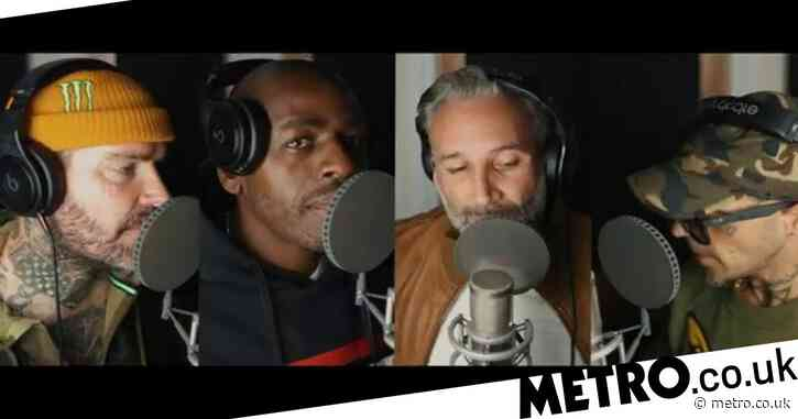 Boyz On Block reveal craziest boyband stories: Abz Love's 'Jesus' stalker to terrifying Dane Bowers threats