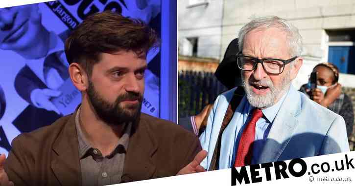 BBC defends comedian Fin Taylor's 'bombing Corbyn supporters at Glastonbury' joke after Have I Got News For You backlash