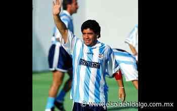 Ad10s Maradona, jugó en Pachuca - El Sol de Hidalgo