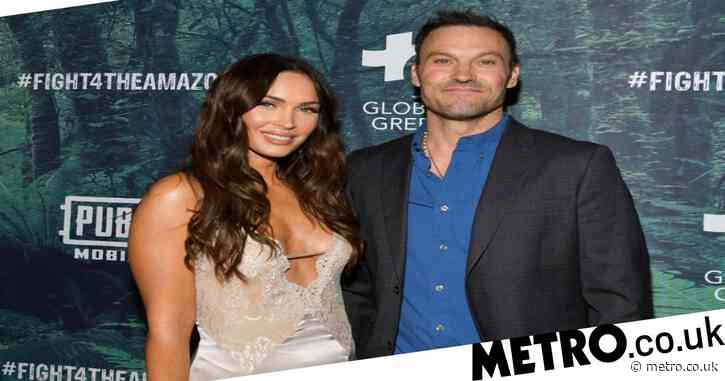 Megan Fox officially files for divorce from Brian Austin Green after making red carpet debut with Machine Gun Kelly