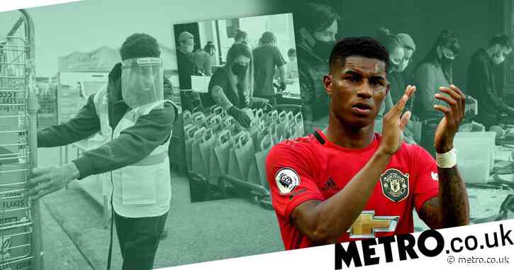 Marcus Rashford's fight against child food poverty to be focus of BBC documentary