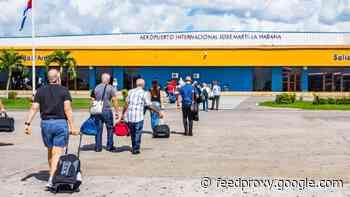 Havana airport reopens, enabling Americans to reach Cuba