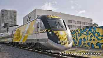 Brightline train to add a Disney World stop