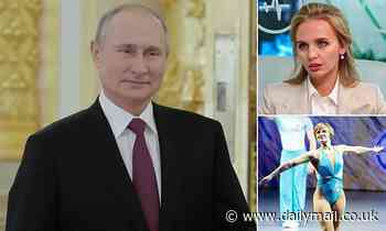 Russian reports claim Vladimir Putin has a secret 17-year-old daughter