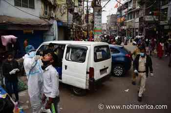 Coronavirus.- India suma 44.489 nuevos casos de coronavirus en las últimas 24 horas - www.notimerica.com