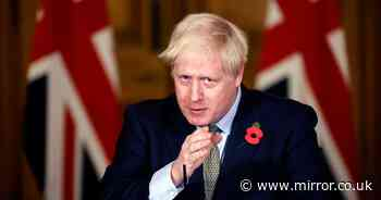 Boris Johnson to give Downing Street press conference today on new tier lockdown