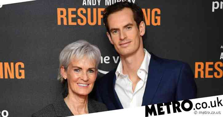 Andy Murray and mum Judy star in new TV series to highlight discrimination of women in sport