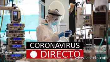 Coronavirus en España, hoy: Así serán las medidas en las Navidades COVID, noticias en directo - laSexta