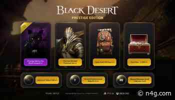 Black Desert: Prestige Edition Review (PS4) - Hey Poor Player