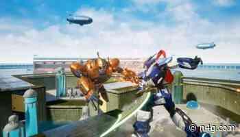 Override 2: Super Mech League Hands-On Preview - PlayStation Universe