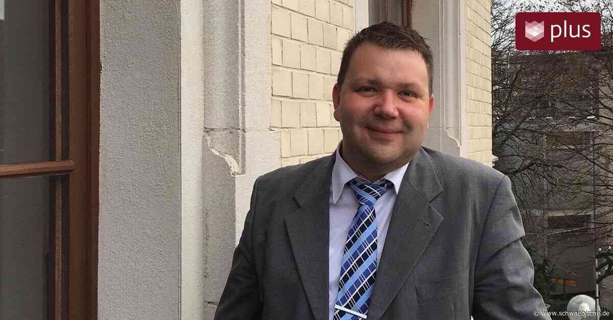 Bürgermeisterwahl Trossingen: Kandidat Ralf Sulzmann stellt sich im Porträt vor - Schwäbische