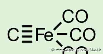 Theoretical study predicts iron–carbon quadruple bond