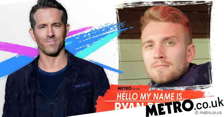 My name is Ryan Reynolds but I won't be signing any autographs