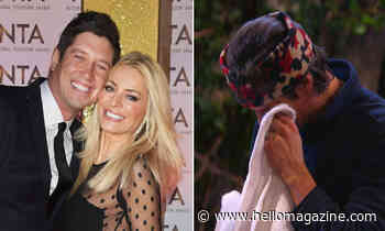 I'm a Celebrity's Vernon Kay reduces Tess Daly to tears for this adorable reason