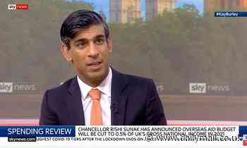 Rishi Sunak hints UK and EU are on the brink of Brexit trade pact