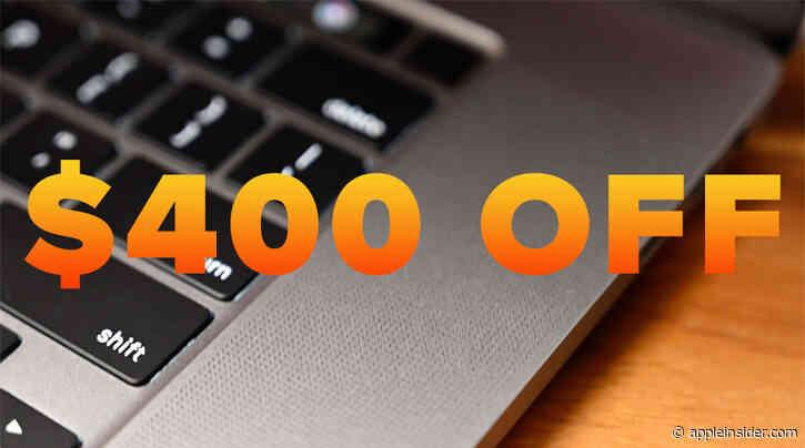 "Best 16"" MacBook Pro Black Friday deal: $400 off 8-core Core i9 model, $80 off AppleCare"
