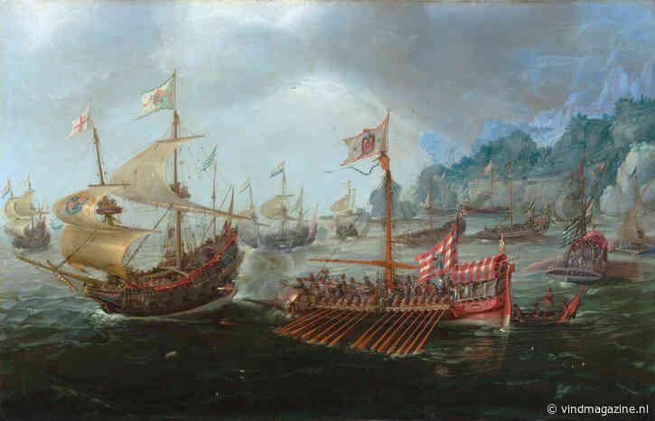 Zeeslag om de Straat van Dover in oktober 1602