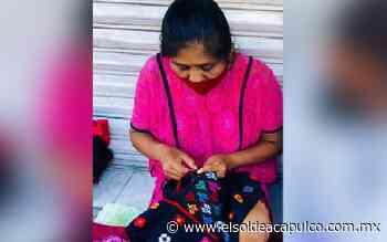 Indígena de Ometepec vende prendas para pagar tratamiento de cáncer a su hijo - El Sol de Acapulco