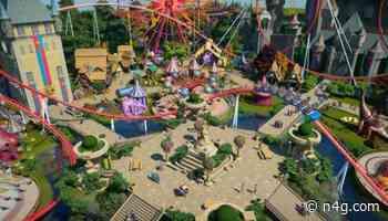 Planet Coaster: Console Edition Review (PS5) - Coastin' Makes Me Feel Good | Finger Guns