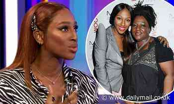 Alexandra Burke releases a new version of Silent Night featuring her late mum Melissa Bell