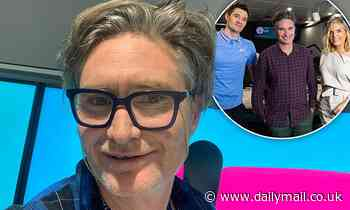 Bye, Melbourne! Dave Hughes reveals he will relocate to Sydney after landing 2Day FM breakfast show