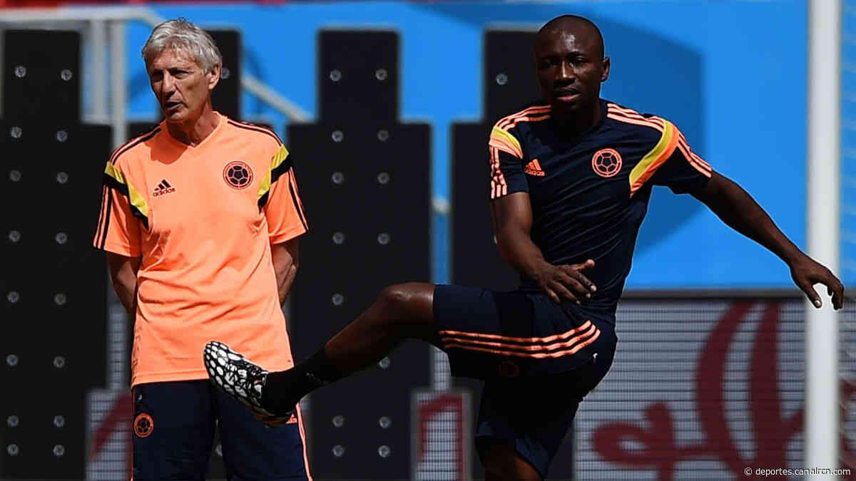 """Armero: """"Con lo que hizo en 2014 y 2018, debieron darle otra oportunidad a Pékerman"""" - Deportes RCN"""