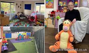 Britain's only 24-hour nursery open EVERY day of the year launches next month