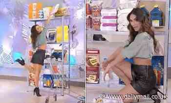 Italy's broadcaster suspends show for 'how to shop in a sexy way' tutorial