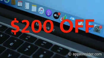 Best MacBook Air Black Friday deal: $200 off Intel Core i3 model