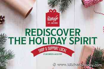 Social distancing, mask wearing mandatory at St. Jacobs Christmas shopping event - KitchenerToday.com