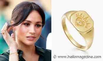 Meghan Markle's Missoma signet ring is 25% off in the Black Friday sale