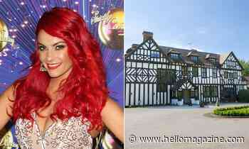 Strictly Come Dancing's quarantine house will blow your mind - just ask Dianne Buswell