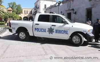 Amenazan y extorsionan a policías estatales para que abandonen Teocaltiche - El Occidental