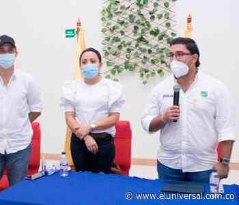 Alcaldes de Ovejas, Chalán y Colosó se comprometen a arreglar vías - El Universal - Colombia