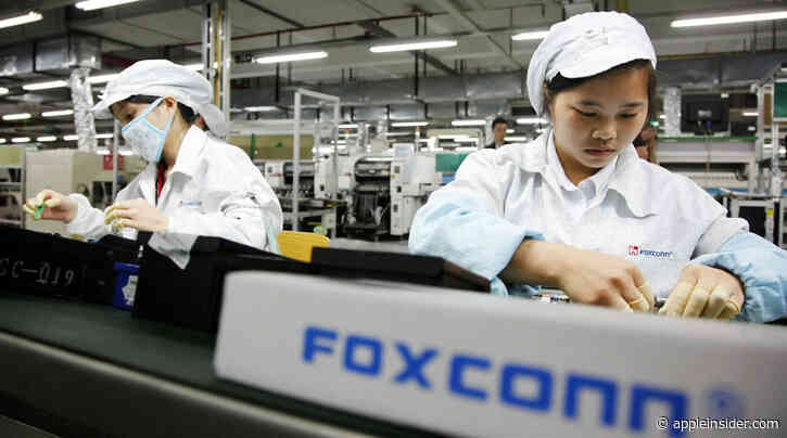 Apple asks Foxconn to move iPad, MacBook production from China to Vietnam