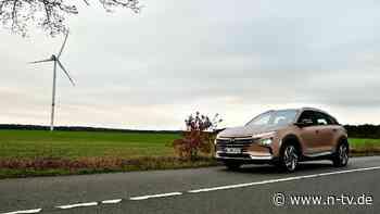 Wie ein Verbrenner, nur sauber:Hyundai Nexo - das Wasserstoff-Traumschiff - n-tv NACHRICHTEN