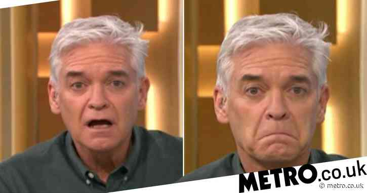 Frustrated Phillip Schofield 'at breaking point' over Christmas lockdown restrictions