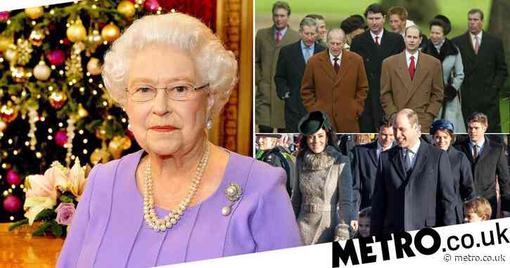 Who's going to make it into the Queen's exclusive Royal Bubble this Christmas?