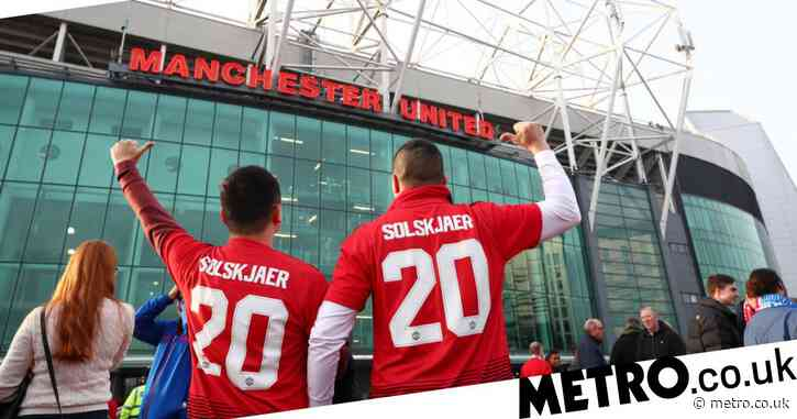 Manchester United among 10 Premier League clubs not permitted to host fans as tiers are announced