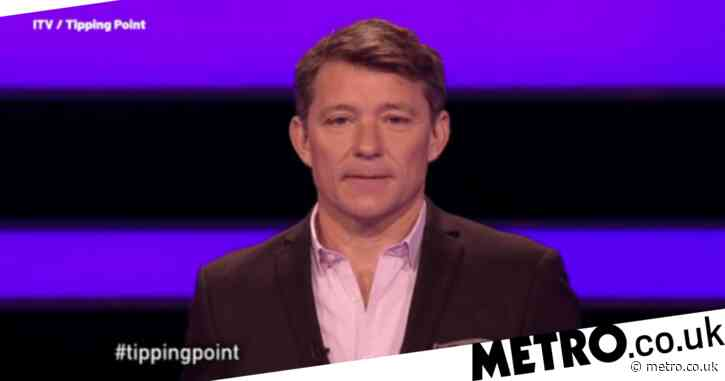 Ben Shephard pays tribute to Tipping Point contestant who died after filming
