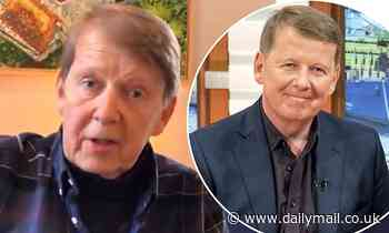 Bill Turnbull, 64, emotionally urges men to get prostate exams amid his terminal cancer battle