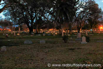 Oak Hill Cemetery candlelight memorial planned - Red Bluff Daily News