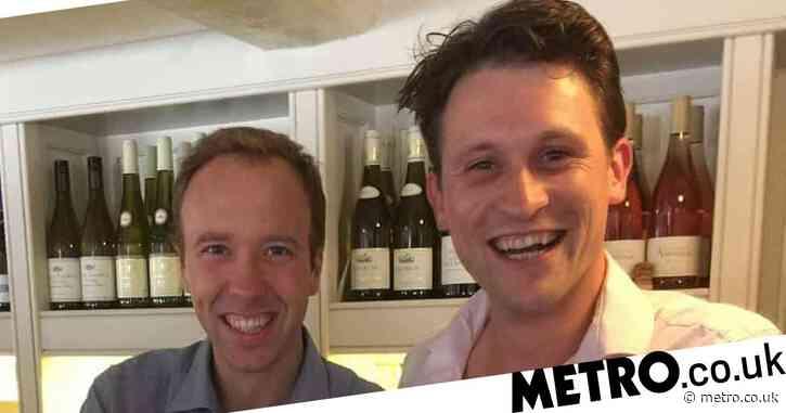 Ex-pub landlord at Matt Hancock's local wins big NHS contract
