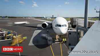 Covid: Newcastle Airport 'will take years to recover'