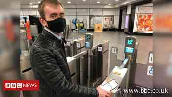 New Metro ticket app cannot be used on iPhones
