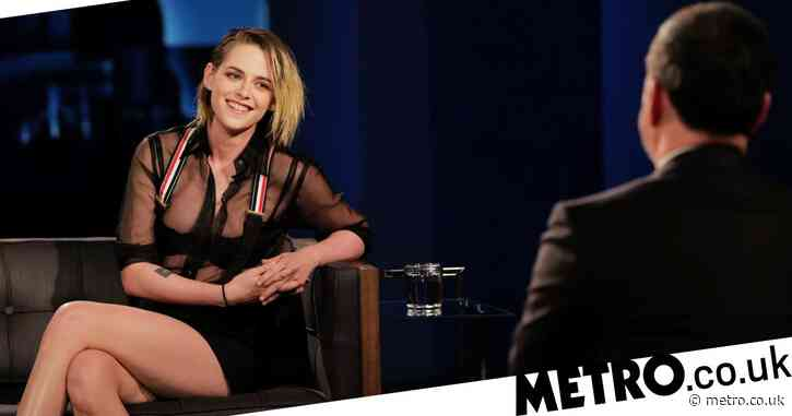 Kristen Stewart 'feels protective' over Princess Diana as she addresses pressure on playing the beloved royal